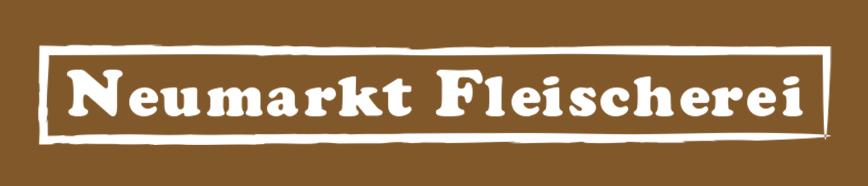 Logo Neumarkt Fleischerei Braun